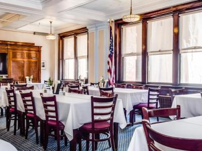 Leo House Dining Room