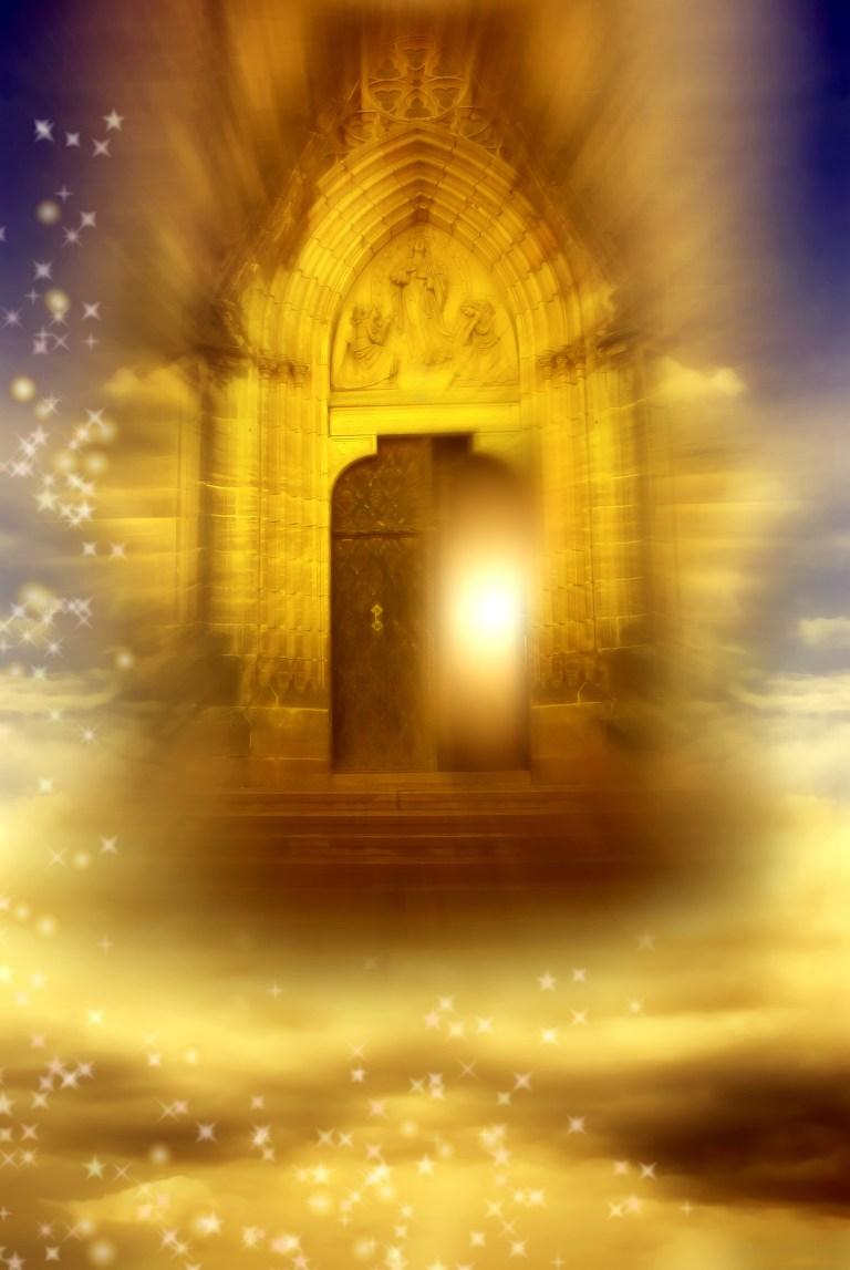 Mystical gate