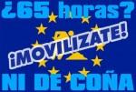 NO A LA JORNADA LABORAL DE 65 HORAS