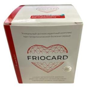 Friocard - натуральное средство от гипертонии