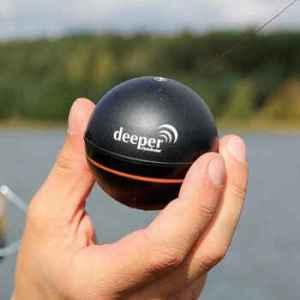 Эхолот Deeper Smart Fishfinder для рыбалки