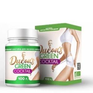 """Средство для похудения - Зелёный коктейль """"Дюкана"""""""