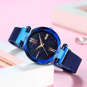 Яркие часы с браслетами - Starry Sky Watch