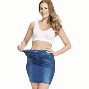 Безразмерная утягивающая юбка Trim N Slim Skirt