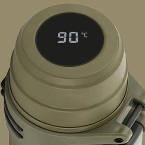 Арктический термос с подогревом Antarctica K46