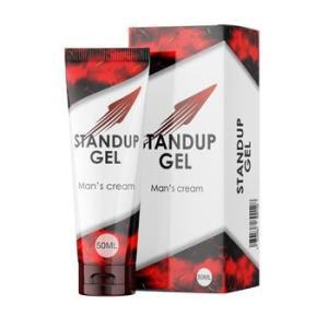 StandUP Gel - крем для потенции и увеличения полового члена