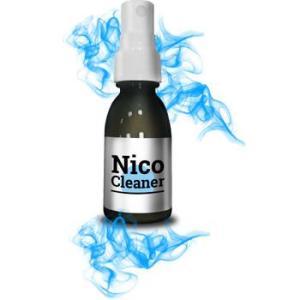 NicoCleaner - очиститель легких от табака и смол