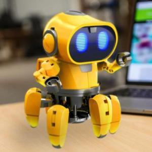TOBBY - интерактивный робот-конструктор