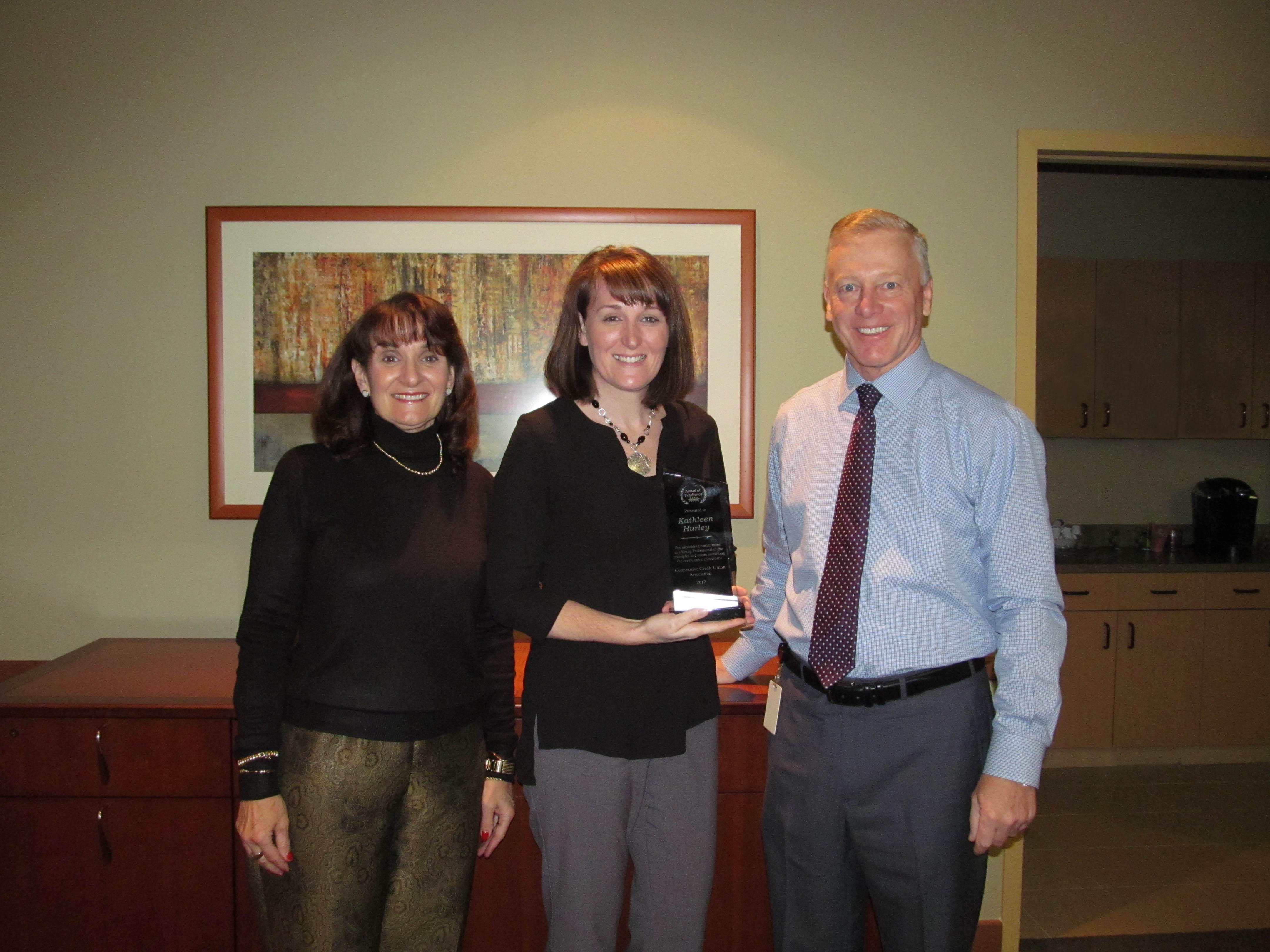 Leominster Credit Union Named Credit Union Of The Year By