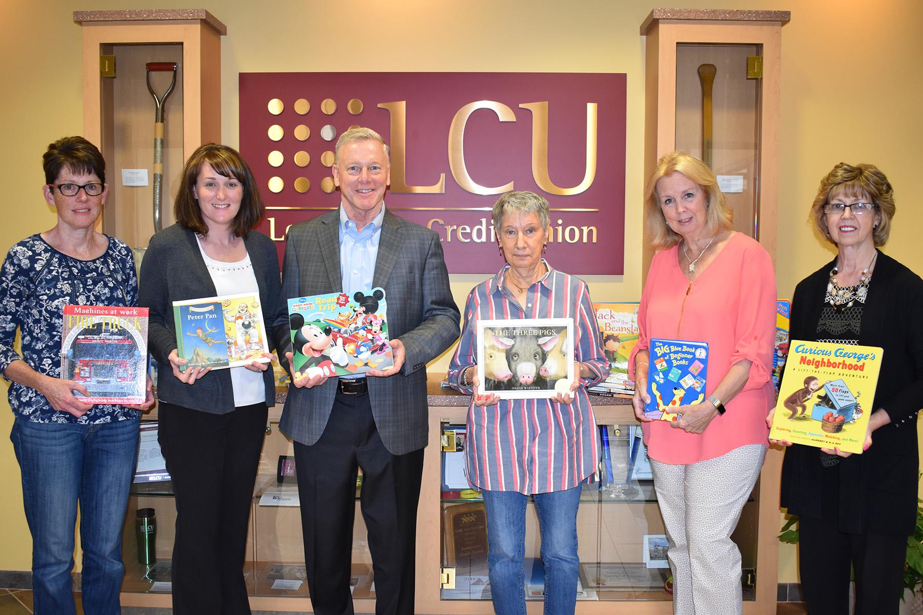 Leominster Credit Union Donates Books To Local Organizations