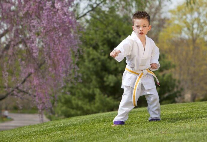 Leominster Martial Arts_Successful Samurai_male stance