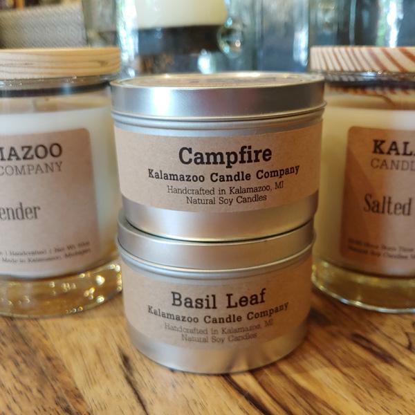 Kalamazoo-Candles