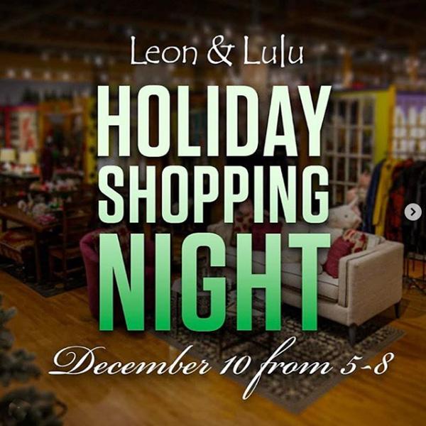 Holiday Shopping Extravaganza
