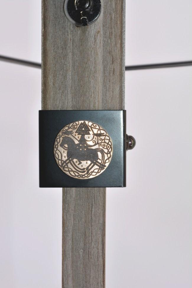 Oden Coin flare - tripod floor lamp tripod desk lamp