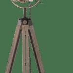 Valhalla Illuminator™ Adjustable Desktop Tripod Lamp / Desk Lamp - bronze