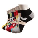 Superhero Ankle Socks