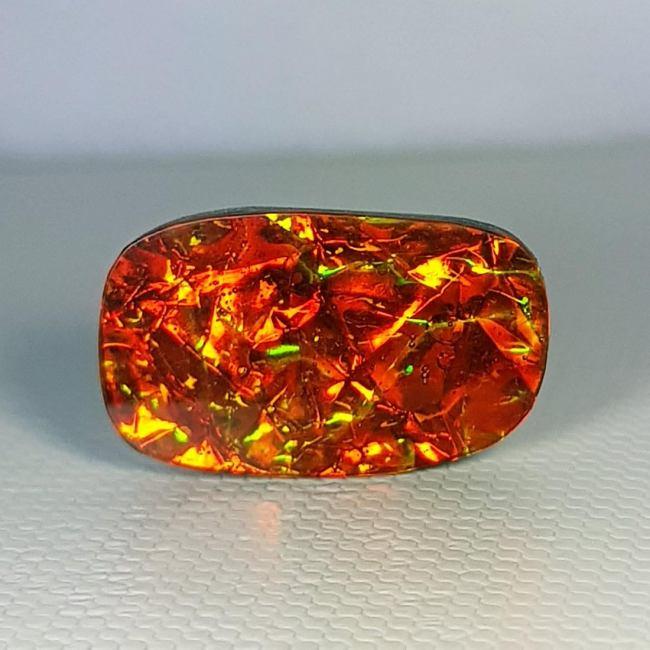 Australian Doublet Opal 6.51 ct