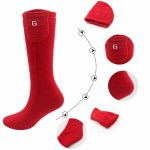 Rechargeable Heating Socks