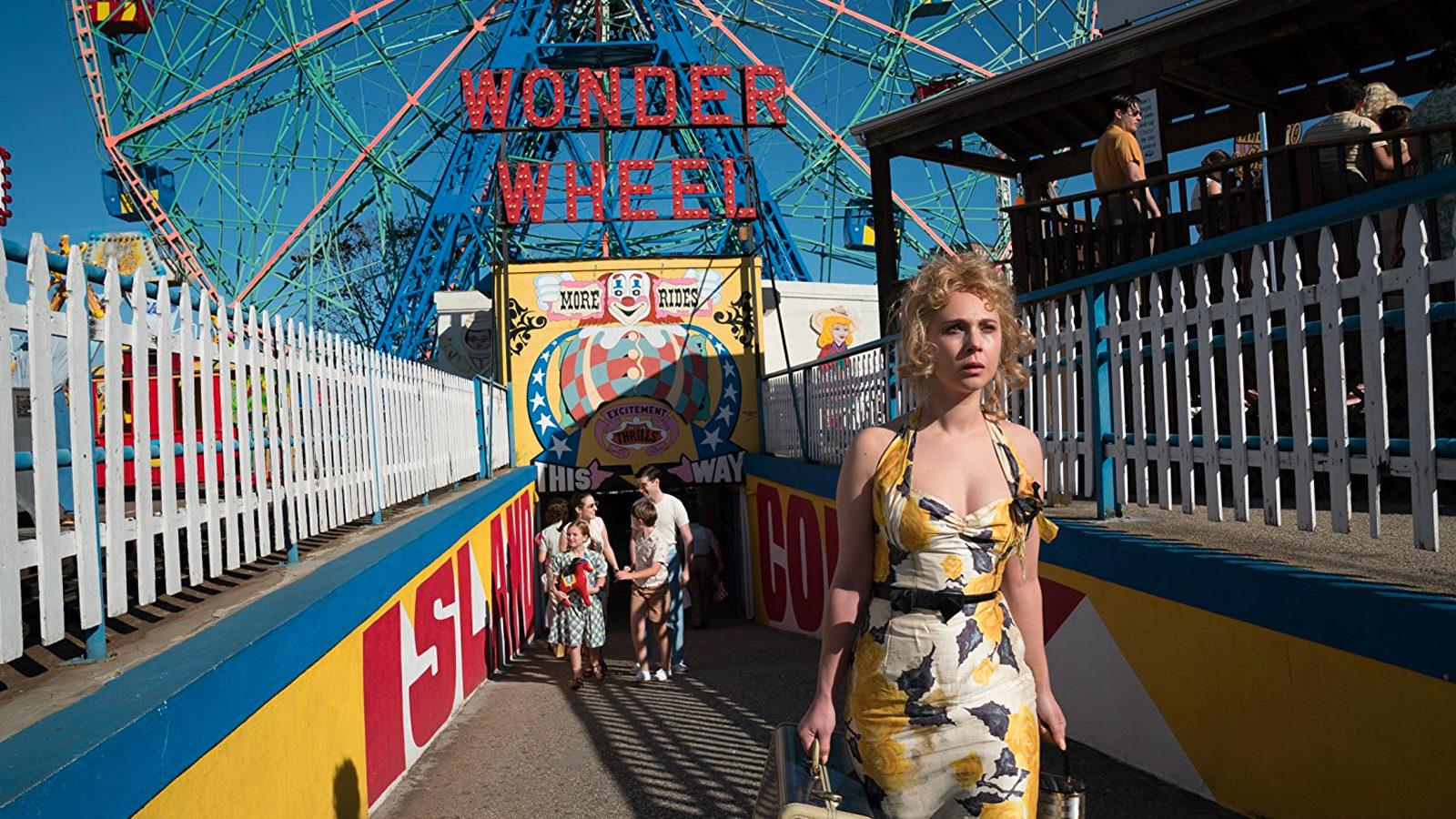 Image result for wonder wheel