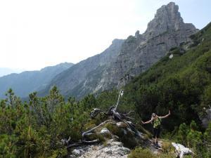 Gruppo del Bosconero - Alta Via n° 3