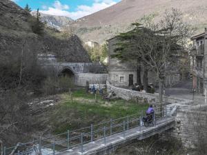 Tappa 2. Cantino - Via Flaminia SP3.