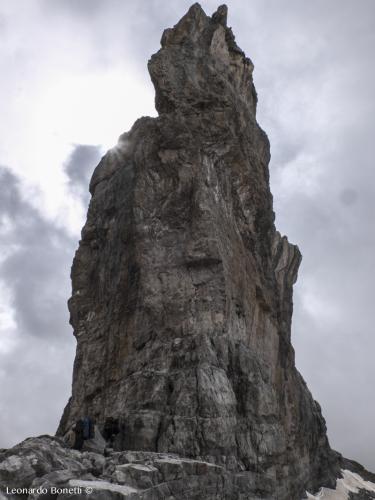Sperone roccioso - Breche de Roland