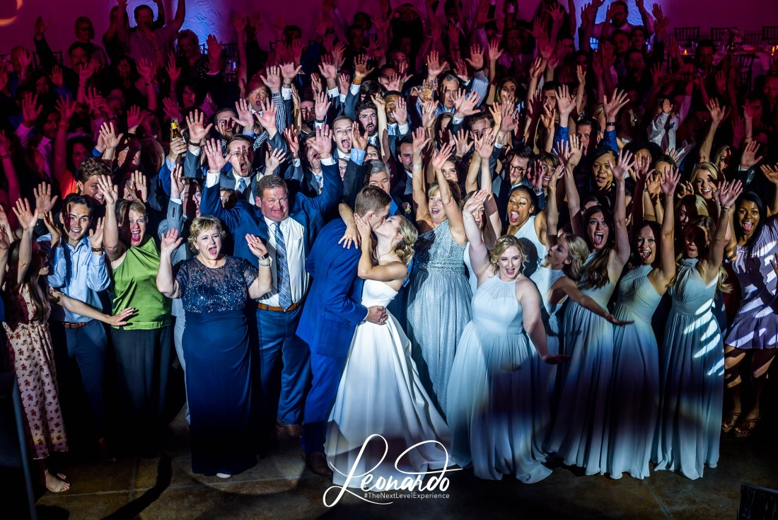 DALLAS TX WEDDING DJ - LEONARDO EVENT GROUP