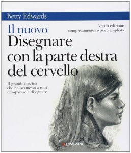 la copertina del libro su come imparare a disegnare di Betty Edwards.