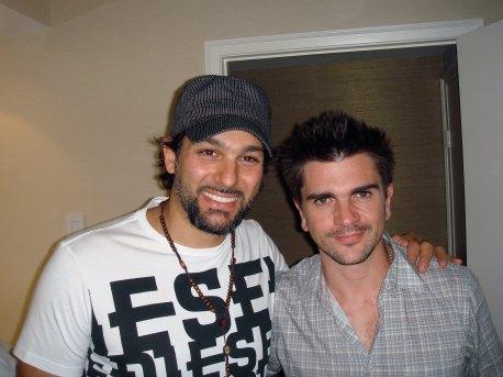 Juanes y Leonardo Rocco