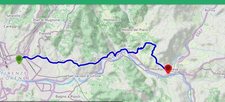 Tuscany Francesco Way - caminoways