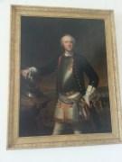 Portret wychowawcy Fryderyka II przekazany Fundacji przez anonimowego darczyńcę