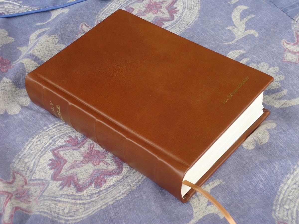 Bible Repair   Leonard's Book Restoration