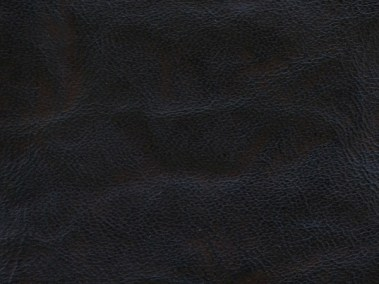 Dark Brown Hand-Dyed Rustic Goatskin
