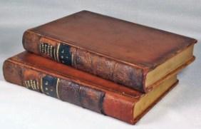 Old Books needing restoration