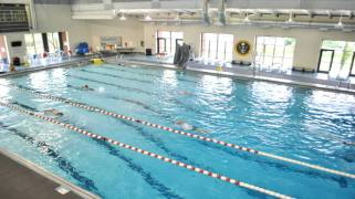 Image result for indoor pool party