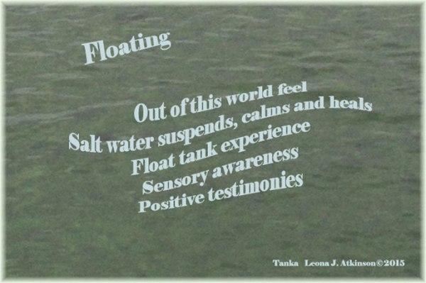 Floating – Leonas Lines–Poetry Plus