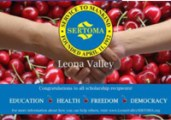 Leona Valley Sertoma logo