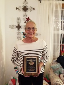 22018 Sertoman of the Year, Mary Thomas.