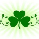 green clover graphic