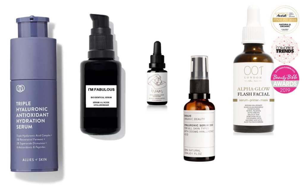 Best Hyaluronic Acid Serum for Plump and Smooth Skin