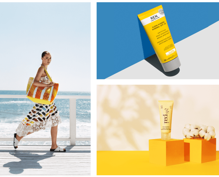 french mineral sunscreens for summer