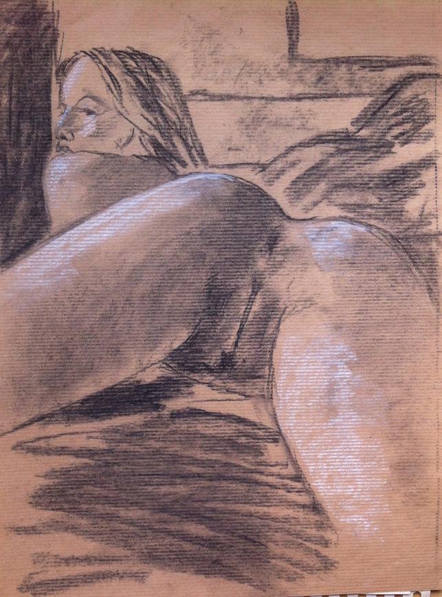 nude drawing