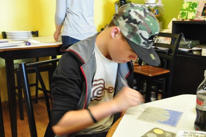 20150131 Phs LUMC Youth Builder Event-Tile Art (2)