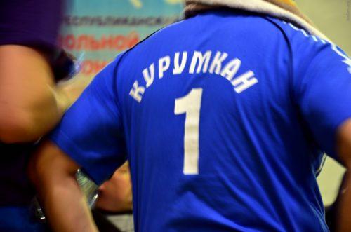 Курумканский спорт