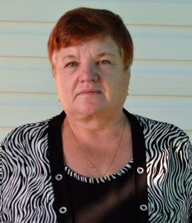 Диденко Светлана Михайловна, староста села Гусиха