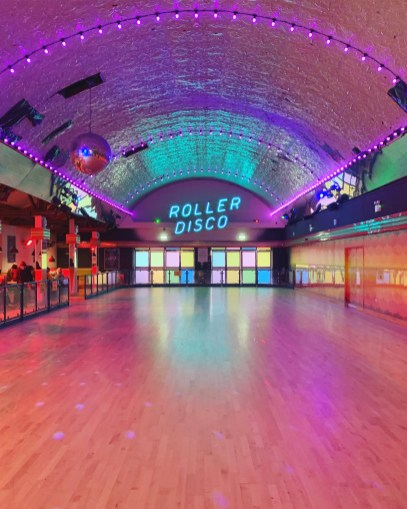 Roller Disco / Indie Roller Meet Up Margate