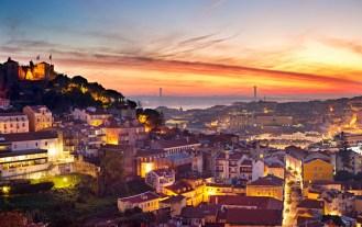 Lissabon, Portugal. © Shutterstock