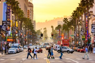 Los Angeles, Californië. © Shutterstock