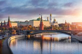 Moskou, Rusland. © Shutterstock
