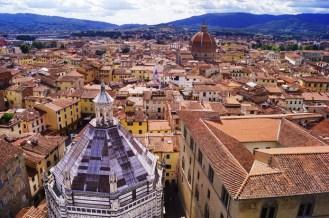 Pistoia, Italië. © Shutterstock